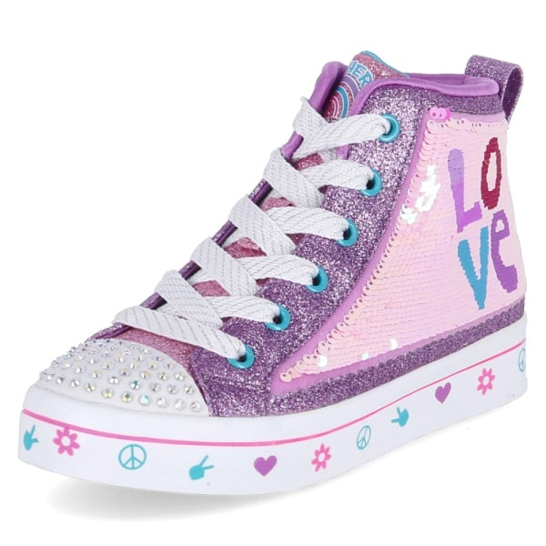 Skechers Lilac Love Rosa 29