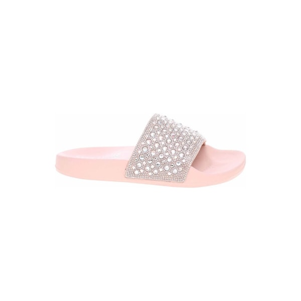 Skechers Pop Ups Femme Glam Silver,Rosa 36
