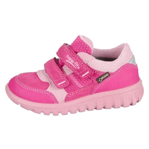 Superfit Sport Mini Pink Kombi Velour Tecno Textil Rosa 22