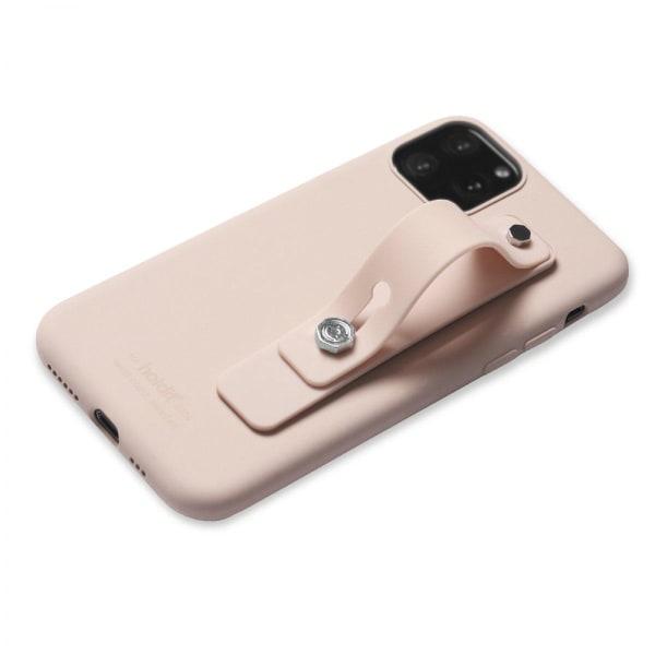 FINGER STRAP- BLUSH PINK- Holdit Pink