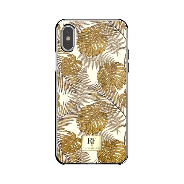 Richmond & Finch- GOLDEN JUNGLE- iPhone Xs Max Multicolor