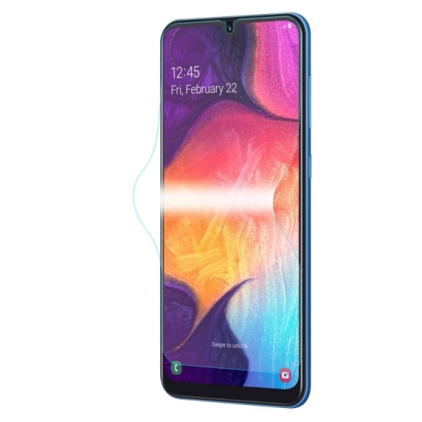 Samsung Galaxy A30/A50- Premium Skärmskydd Transparent