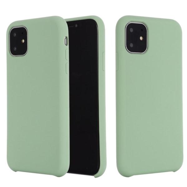 Silicone Case - iPhone 11  Grön