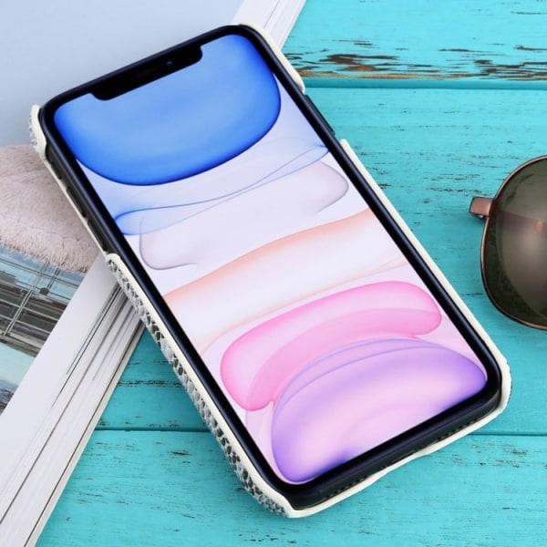 Snakeskin för iPhone 11  multifärg