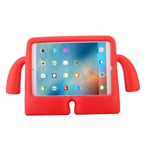 Stöttåligt Fodral med handtag för iPad Pro 9.7 Röd
