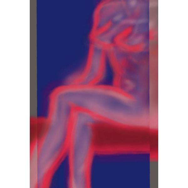 """X150 - """"AFF""""- Art for feeling size 29 x 21 cm (bild 1)"""