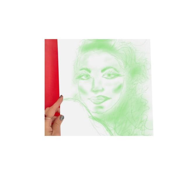 "X9 -""AFF""- Art for feeling size 29 x 21 cm"