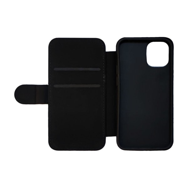 Lejon iPhone 12 Mini Plånboksfodral