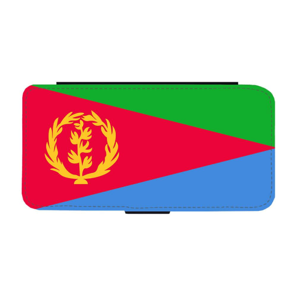 Eritrea Flagga Samsung Galaxy S20 Ultra Plånboksfodral