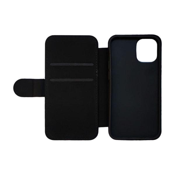 Kawasaki iPhone 12 Mini Plånboksfodral