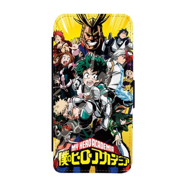 Manga My Hero Academia iPhone 8 Plånboksfodral