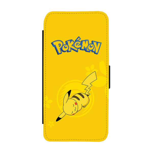 Pokemon Pikachu Samsung Galaxy S20 Ultra Plånboksfodral