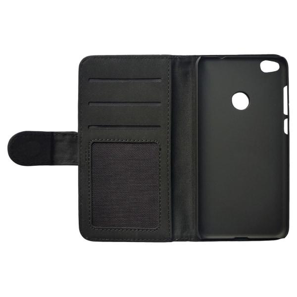 Älg Huawei Honor 8 Lite Plånboksfodral