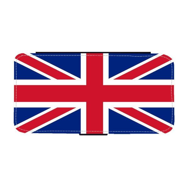 The Union Jack Flagga iPhone 12 Mini Plånboksfodral