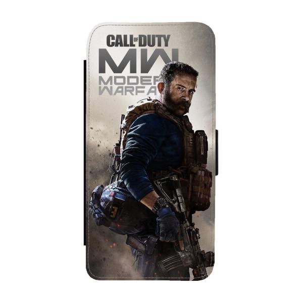 Call of Duty Modern Warfare iPhone SE 2020 Plånboksfodral