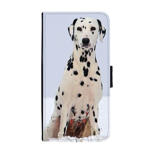 Dalmatinhund Huawei Honor 8 Lite Plånboksfodral