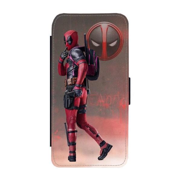 Deadpool Samsung Galaxy S21 Plus Plånboksfodral