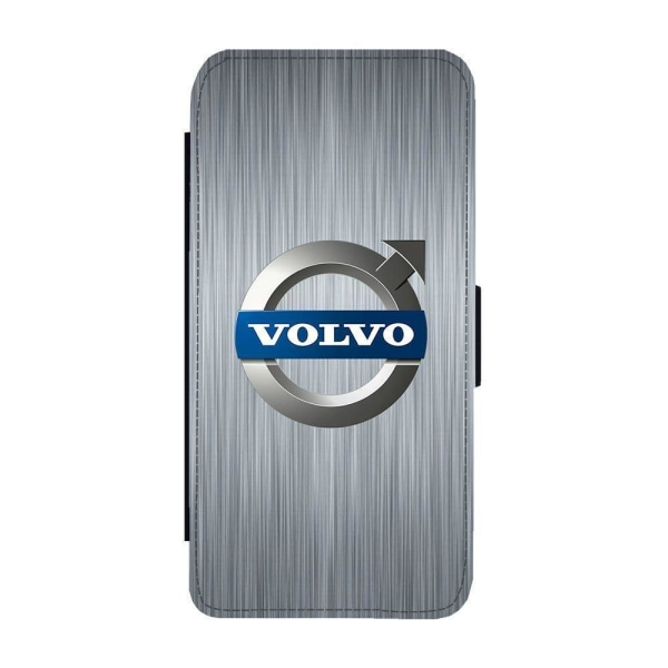 Volvo 2006 Logo iPhone 12 Mini Plånboksfodral