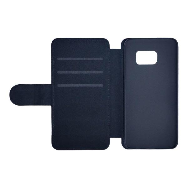 Planetjorden Samsung Galaxy S7 Plånboksfodral