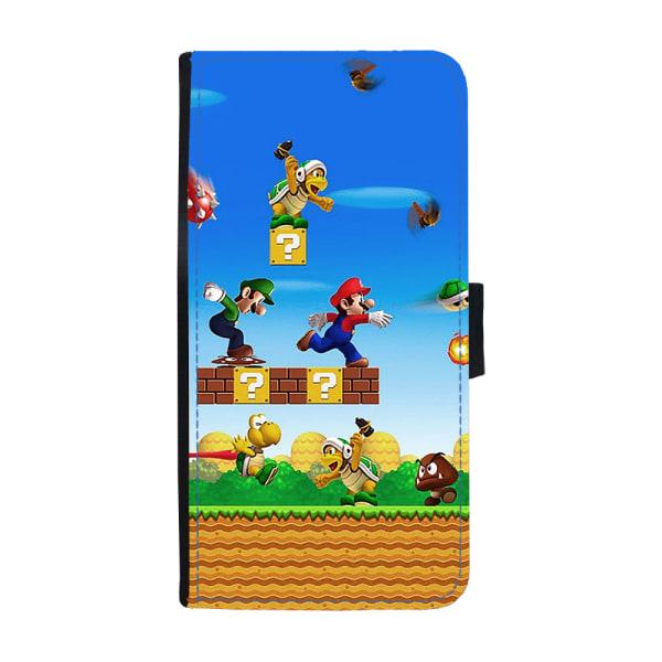 Super Mario Huawei Honor 8 Lite Plånboksfodral