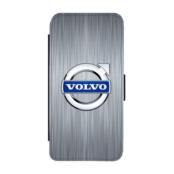 Volvo 2012 Logo iPhone 12 Pro Max Plånboksfodral