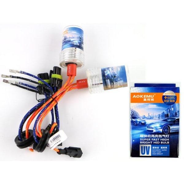 Aokemu +30% D2h D2y 55w 55W 75w 5600k Xenon Lampor High Quality