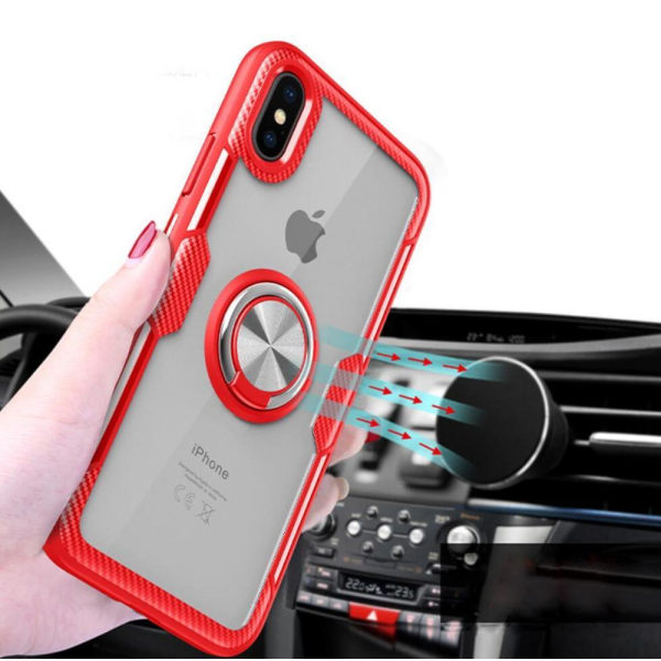 2 in 1 Magnet Case - iPhone 12/12 Pro Silver