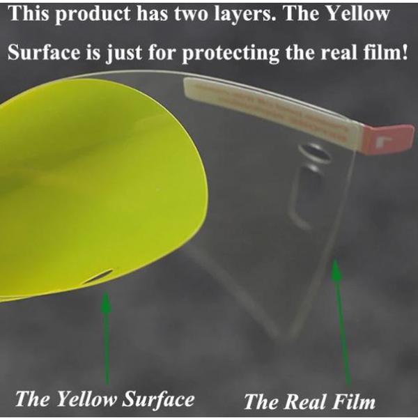 Nano filmfolie för Iphone 6
