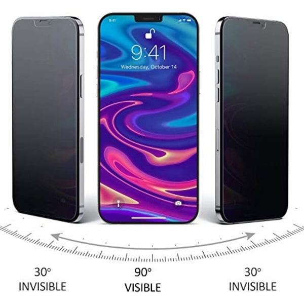 2 st Sekretes sskärmskydd för iPhone 12 mini