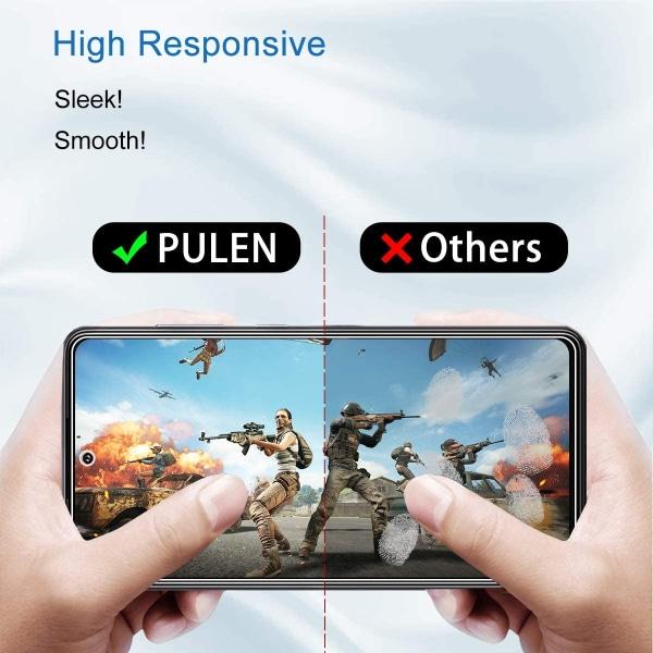 3 st skärmskydd för Samsung A72