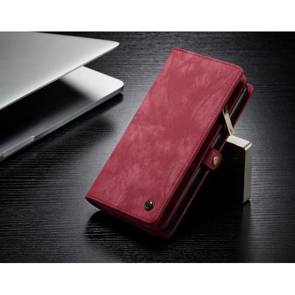 caseme 008 för samsung s20 röd Red röd