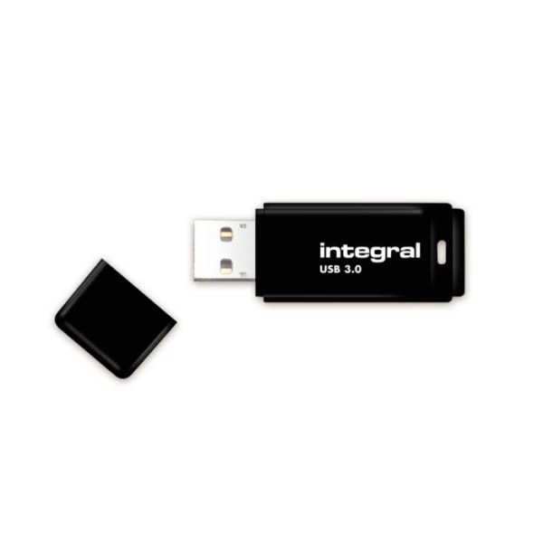 INTEGRAL Pendrive Black (64GB   USB 3.0)