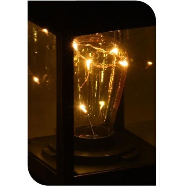 Ljuslykta för mysiga vinterkvällar