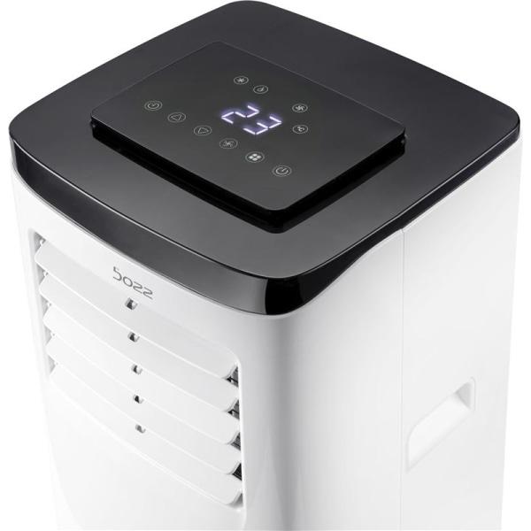 Bozz Portabel AC för 28m² - Luftkonditionering - Aircondition (7