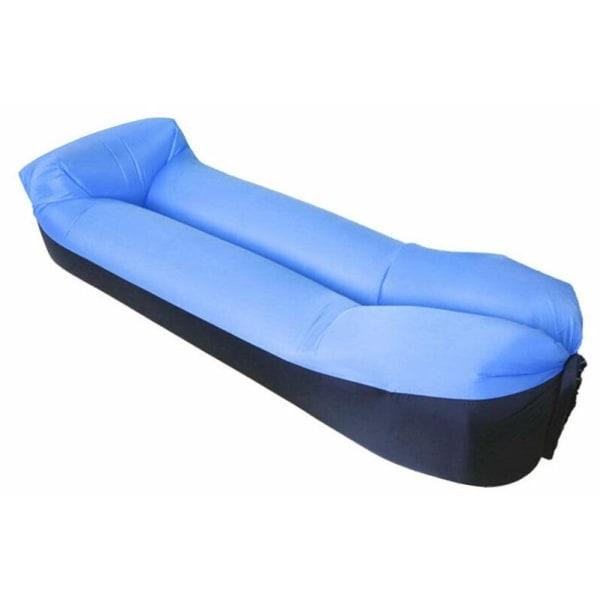 Aircouch - Mörkblå/Svart