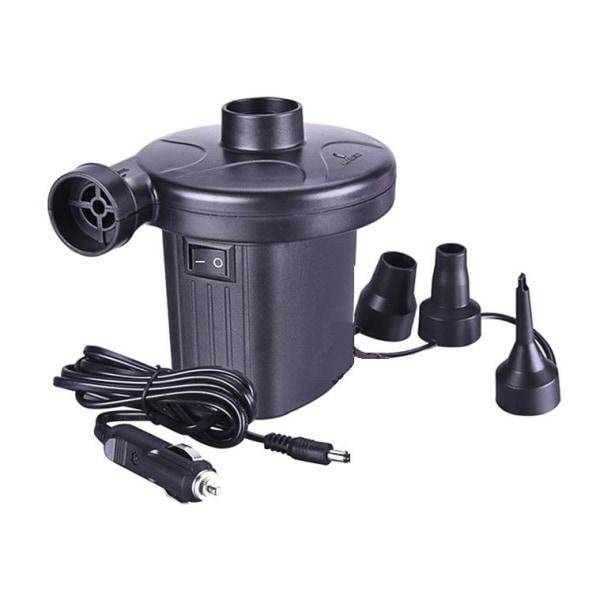 Elektrisk pump med flera munstycken, 12V