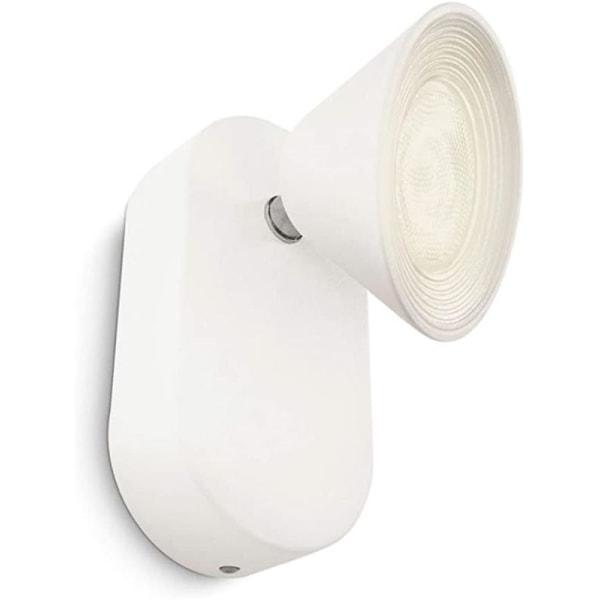 Philips myLiving Tweed Spotlight 500lm, Vit