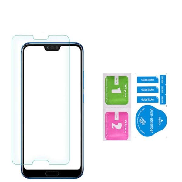 ProGuard Honor 10 5-PACK Skärmskydd Standard 9H HD-Clear Transparent/Genomskinlig