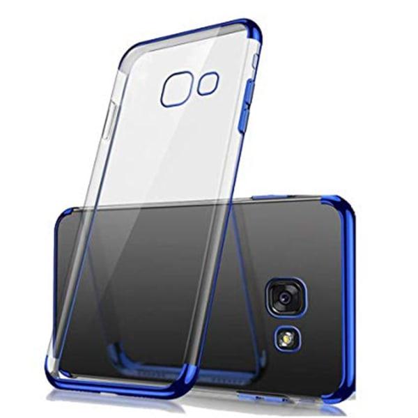 Samsung Galaxy A5 2017 - Silikonskal (FLOVEME) Roséguld
