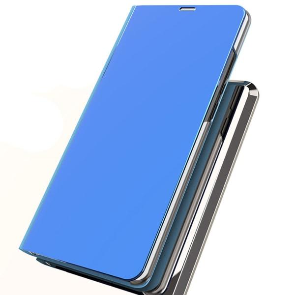Huawei P40 Lite E - Stilrent Fodral Silver