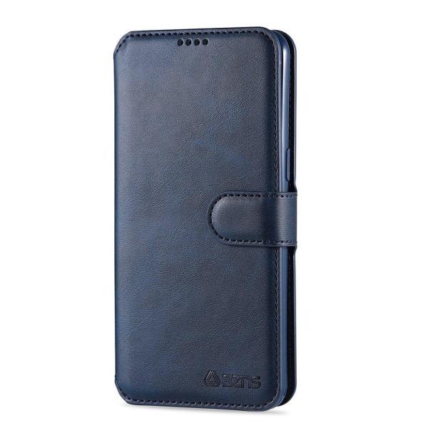 Smidigt Stilrent Plånboksfodral - Samsung Galaxy A20S Svart