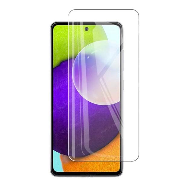 Galaxy A72 Skärmskydd + Kameralinsskydd HD 0,3mm Transparent/Genomskinlig