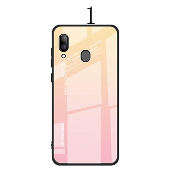Stötdämpande Stilrent Skal (Nkobee) - Samsung Galaxy A40 1