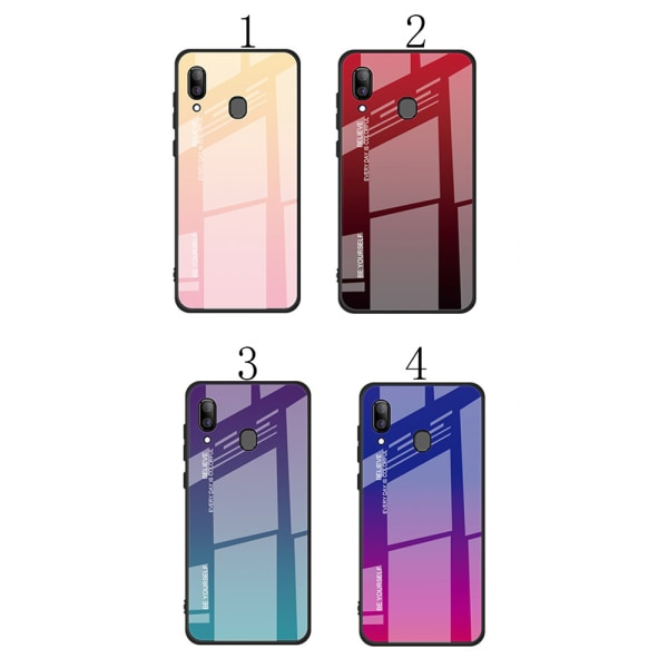 Stötdämpande Stilrent Skal (Nkobee) - Samsung Galaxy A40 2
