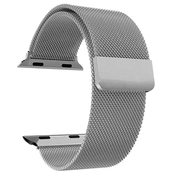 Smidig länk i Rostfritt Stål till Apple Watch 38mm Guld