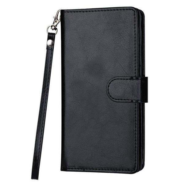 Stilrent Plånboksfodral 9-Kort - Samsung Galaxy S21 Plus Roséguld