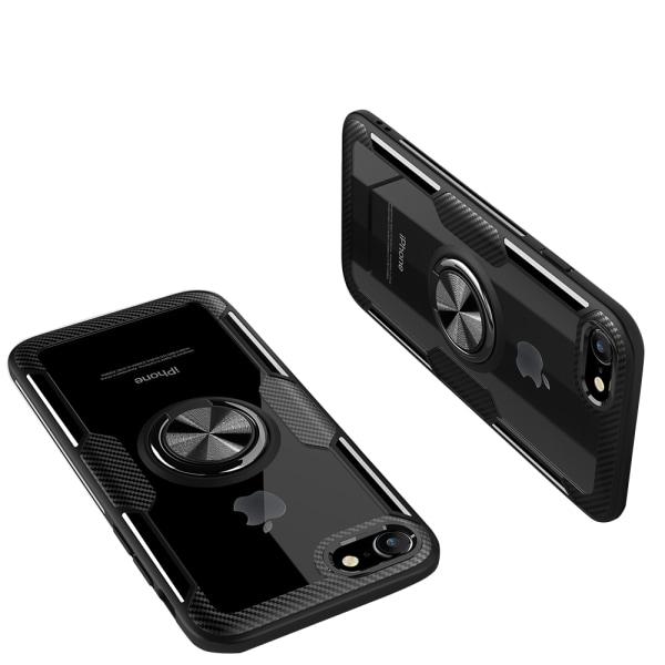 Skal - iPhone 8 Plus Blå/Blå