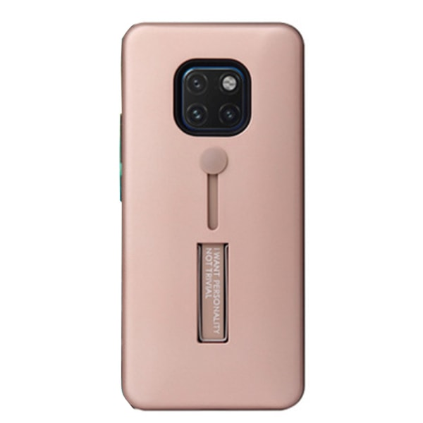 Huawei Mate 20 Pro - Stötdämpande Robust Skal (KISSCASE) Röd