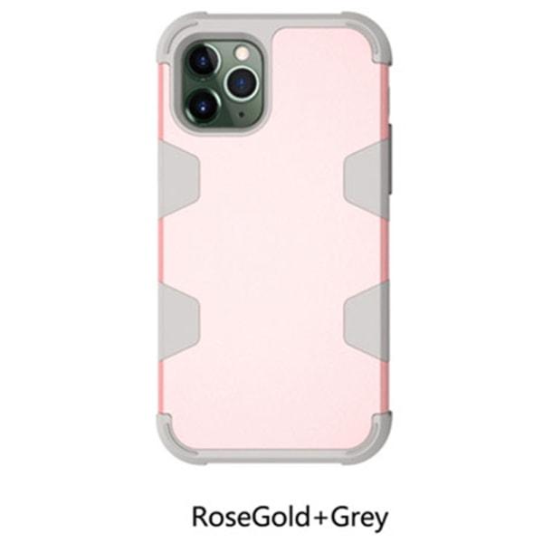 iPhone 11 - Skal från LEMAN Rosa/Svart
