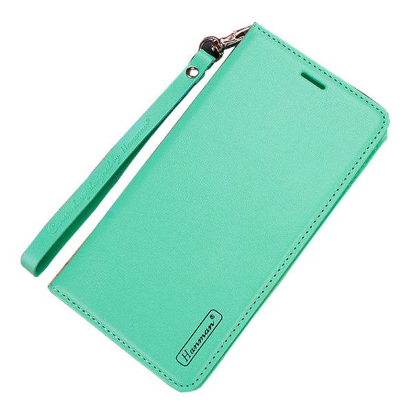 Kraftfullt Stilrent Plånboksfodral - iPhone 11 Pro Mint